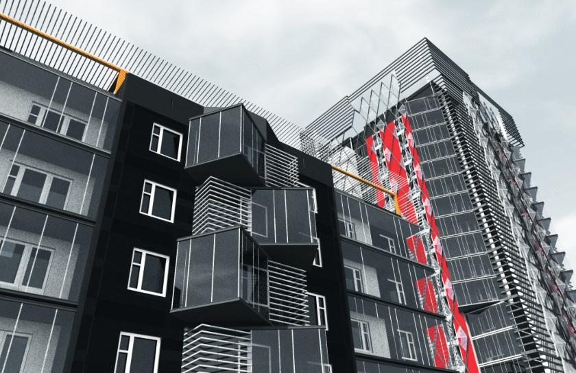 Архитекторы представили в минске проекты микрорайонов будуще.