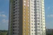 Жилые дома врайоне ст. метро Малиновка