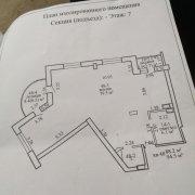 Продается 3-х комнатная квартира, Витебск