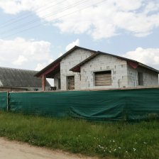 Отличный новый коттедж 150 м + монолитный подвал в районном центре, г.М.Горка, 50 км от МКАД