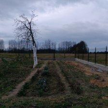 Продается благоустроенный участок с деревенским домом в живописном месте недалеко от Силич