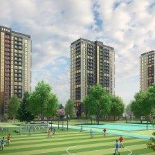 Жилой комплекс «Минск Мир», квартал «Северная Америка»