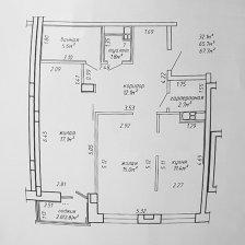 Купить 2-х комнатную квартиру на улице Каховская 17, г. Минск