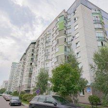 Продаётся 4-комнатная квартира в доме 14 по улице Бурдейного.