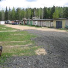 Продажа гаража, п. Новоколосово