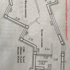 Продажа 1 комнатной квартиры, г. Минск, ул. Братская, дом 12-1 (р-н Минск Мир (Minsk World)). Цена 176 076 руб