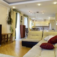 Эксклюзивная 3х-комнатная квартира в элитном месте столицы