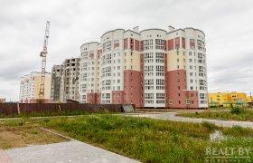 Многокв. дом №28 погенплану вРПО №8 жилого района «Казимировка» вМогилеве