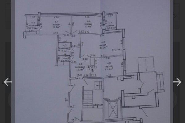 Купить 3-х комнатную квартиру на проспекте Независимости 27, г. Слоним