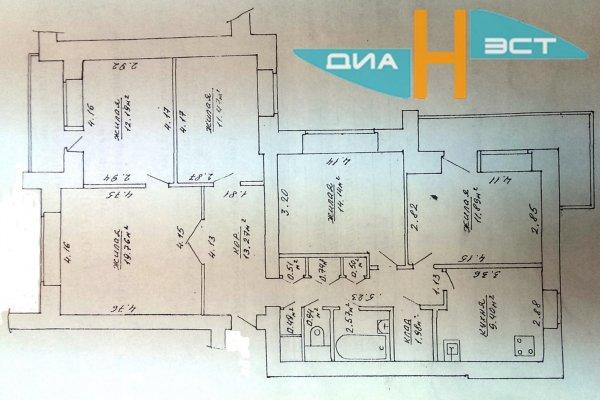 Продажа квартир, комнат – Минск, Победителей просп., 53
