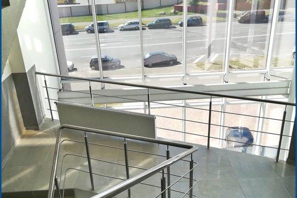 В аренду предлагаются помещения на 5-этаже от 503,8 до 912,5 кв.м.