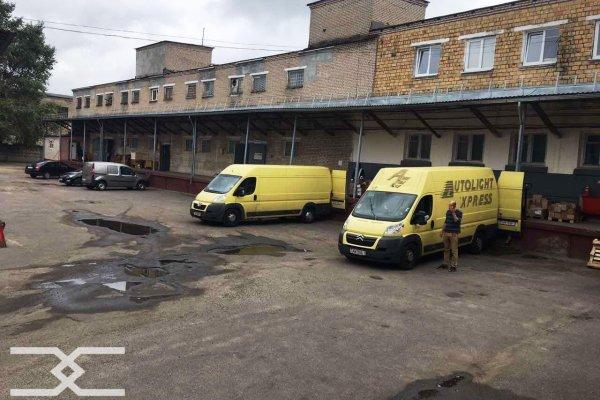 Аренда складских помещений по ул. Платонова