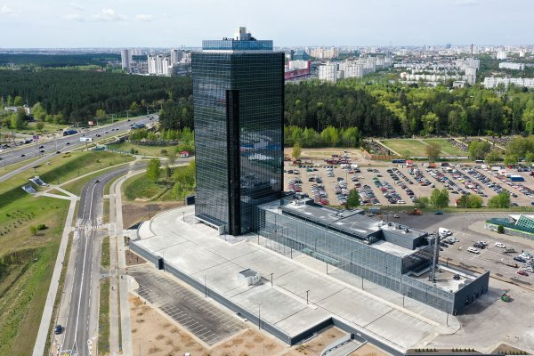 Офисные помещения вБЦ «Футурис» класса, А (пересечение пр- Независимости иМКАД)