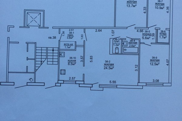 Продажа 4-х комнатной квартиры в г. Гродно, Ленинского Комсомола б-р, дом 40 (р-н Пересёлка-3)