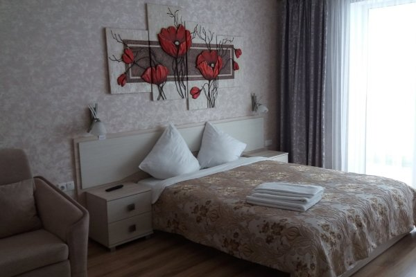 Сдам на сутки 1 комнатную квартиру, г. Могилев, Днепровский б-р (Ленинский район)