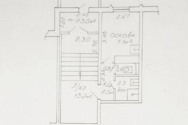 Продажа помещения, г. Минск, ул. Руссиянова, дом 29-2 (р-н Уручье)