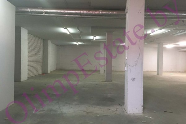 Аренда склада 424м2 + офис 225м2 Партизанский проспект