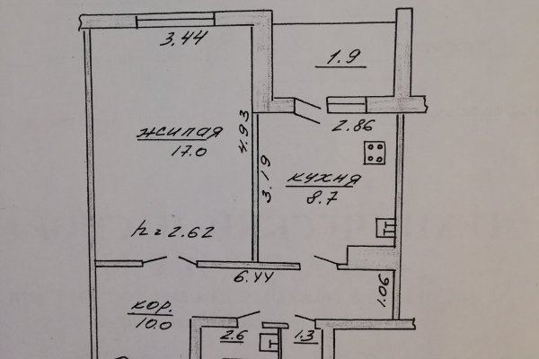 Продажа 1 комнатной квартиры в г. Гродно, просп. Клецкова, дом 3 (р-н Вишневец). Цена 72 300 руб