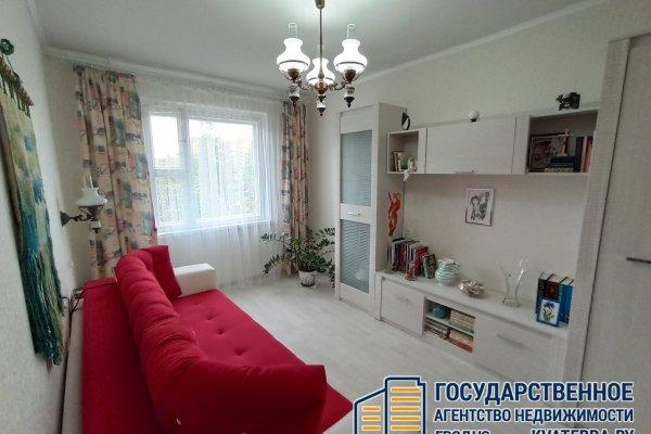 Купить 3-х комнатную квартиру на проспекте Клецкова 96, г. Гродно