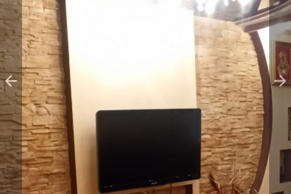 Гостиная. Зона TV