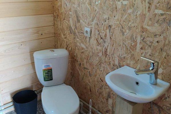 Уютный гостевой домик у фермеров ВусцянКА