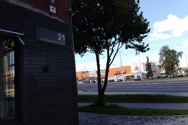 К-21, Торговые помещения в культурном центре