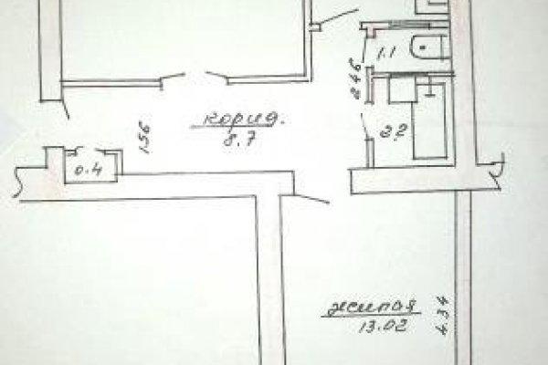 Продажа 2-х комнатной квартиры, г. Могилев, просп. Шмидта, дом 30 (р-н Заднепровье-1). Цена 87 934 руб c торгом