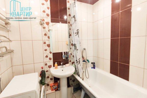 Современная 2-комнатная квартира на Вишневце