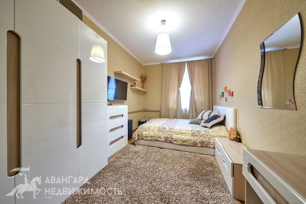 Купить дом никогда не рано и не поздно. Продается 4-комнатный дом по ул. Встречная.