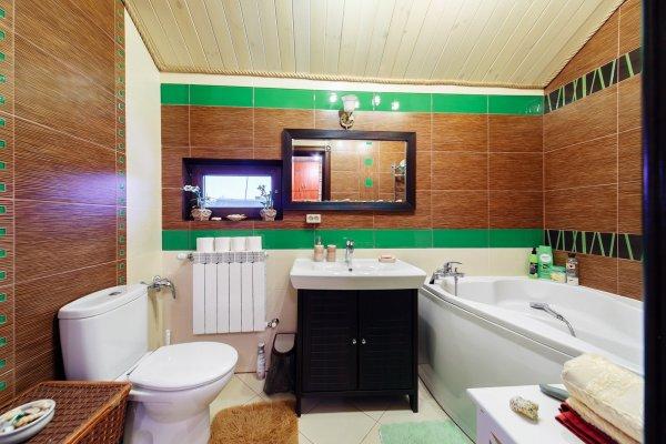 Ванная комната 2 этаж