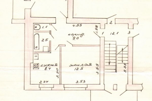 Купить 2-х комнатную квартиру на улице Советская 21, г. Волковыск