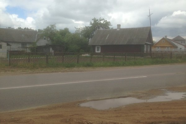 Продам полдома, г. Лида, ул. Радищева, дом 1. Цена 40 168 руб c торгом