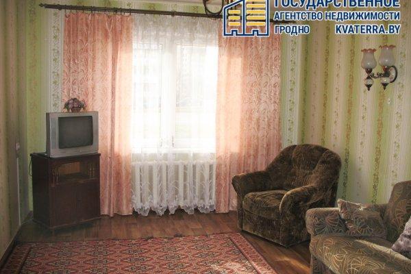 Продажа 2-х комнатной квартиры в г. Гродно, ул. Фолюш, дом 210-15 (р-н Фолюш). Цена 93 844 руб