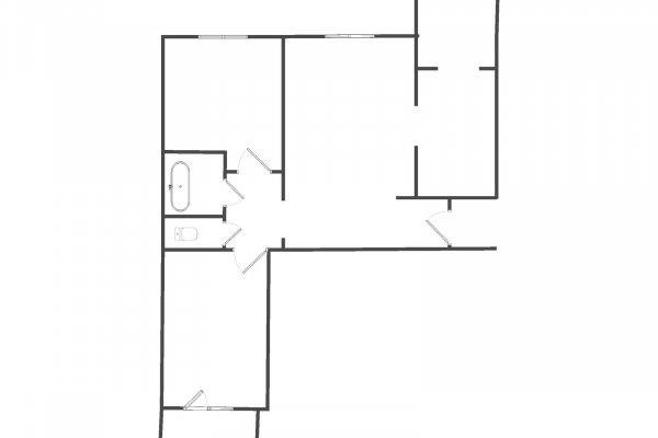 Квартира под коммерческую недвижимость
