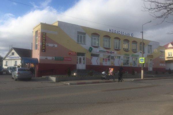 Аренда торгового центра, г. Глубокое, ул. Московская, дом 10