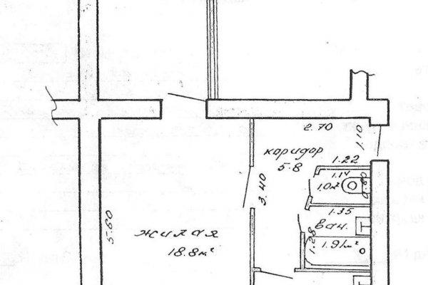 Продажа 2-х комнатной квартиры, д. Верейцы, ул. Военный Городок, дом 2. Цена 39 953 руб c торгом