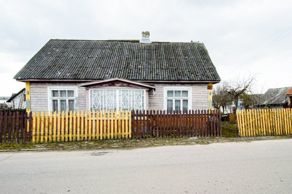 Дом с участком, д. Головничи - 600027