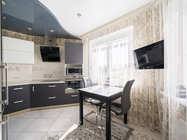 Современная квартира-студия