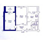 Продается комната в 2-х комнатной квартире, ул. Лынькова д.87-1