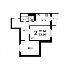 Жилой комплекс «Варшавский»— жилой дом №37 поул.Махновича в г.Бресте.