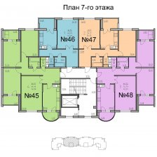 Жилой дом №2 вмикрорайоне «Девятовка» г.Гродно.