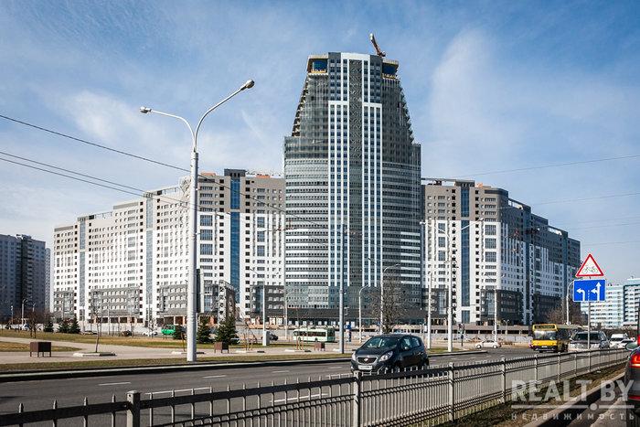 квартира в новостройке минск