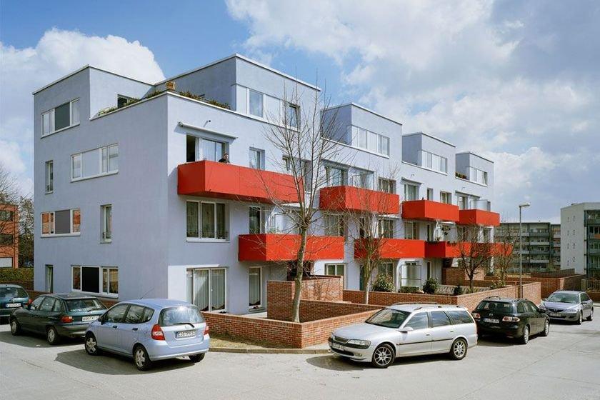 дома и квартиры в европе