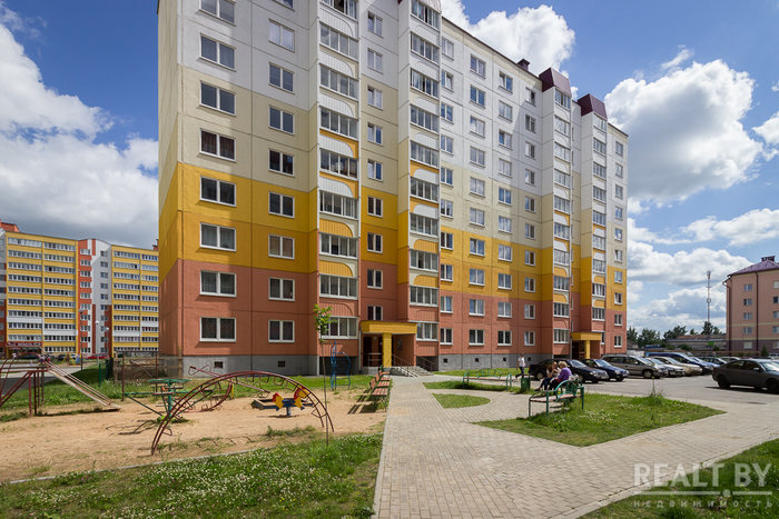 построить квартиру в смолевичах