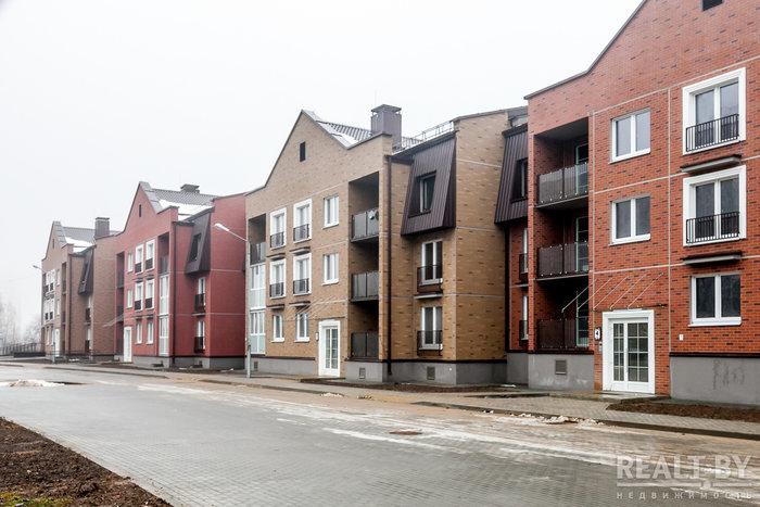 квартиры в домах мапида