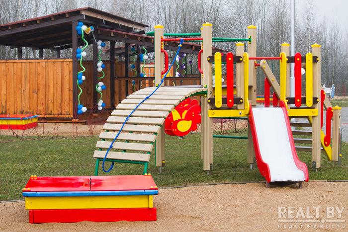 детский сад в жк минск мир