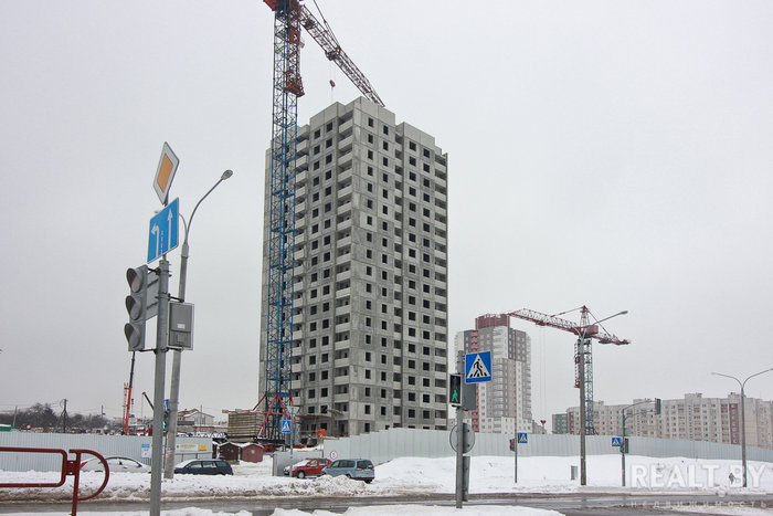 По 0 уже точно не будет. Рынок новостроек Минска показывает уверенный рост